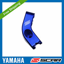 CLUTCH CABLE GUIDE YAMAHA YZ250F YZF 250 01-13 WRF WR250F 01-14  BLUE SCAR