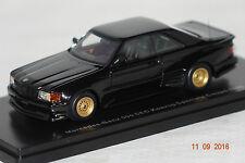Mercedes 500 SEC Koenig Spezial Coupe 1985 schwarz 1:43 Neo neu & OVP 46600