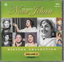 NOOR JEHAN - DIGITAL COLLECTION(SAD PUNJABI SONGS) VOL 6 - NEW CD - FREE POST UK