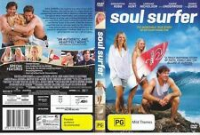 SOUL SURFER-Carrie Underwood, Helen Hunt, Dennis Quaid-Region 4- New AND Sealed