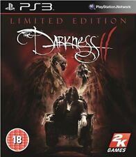 The Darkness 2 II Limited Edition Sony PlayStation 3 PS3 Brand New
