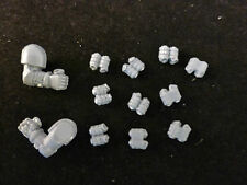 40K Space Marines : Assault / Tactical Squad Grenades (10) + Grenade Arms (2)