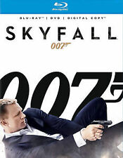 Skyfall (Blu-ray and dvd pack] James Bond