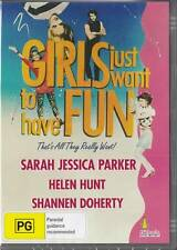 GIRLS JUST WANT TO HAVE FUN - SARAH JESSICA PARKER  - NEW DVD FREE LOCAL POST