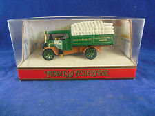 Matchbox Yesteryear Y27 1922 Foden Steam Wagon Joseph Rank Ltd Ex Shop Stock