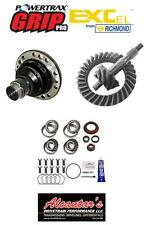"""FORD 8"""" 28 SPLINE GRIP PRO POSI, 3.55 RING & PINION AND MASTER KIT PACKAGE DEAL"""