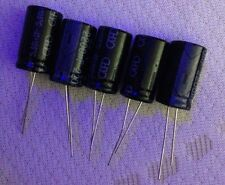 5x LCD TV Replacement CAPACITORS Clicking Repair Kit SONY Bravia Panasonic Viera