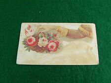 Victorian Card Calling Kauder & Super Plumbing & Gas Fitting Roofing Spouting