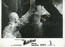 TERENCE MORGAN THE CURSE OF THE MUMMY'S TOMB 1964 PHOTO ORIGINAL #4  HAMMER