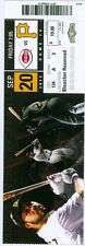 2013 Pirates vs Reds Ticket: Joey Votto Jose Tabata Neil Walker Todd Frazier HRs