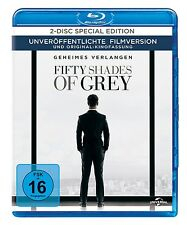 FIFTY SHADES OF GREY-GEHEIMES VERLANGE 2 BLU-RAY NEU