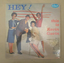 Kevin Gavin (1962 Parker LP Mono Playtested PLP-810 Mundell Lowe) Hey! This Is