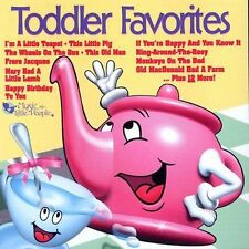 Toddler Favorites [Blister] by Music for Little People Choir (Cassette,1998) NEW