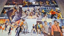 WEST SIDE STORY ! Robert Wise n wood rare jeu photos cinema lobby cards  1960