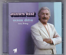 JAMES LAST - OCEAN DRIVE/EASY LIVING CD ALBUM POLYDOR 2001 TOP!
