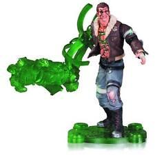 Infinite Crisis Atomic Green Lantern Action Figure LOOSE