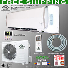 Amvent® 18000 BTU 1½ Ton Cooling Only Ductless Mini Split Air Conditioner - 220V