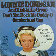 """7"""" 60s RARE! LONNIE DONEGAN : Don´t You Rock Me Daddy-O"""
