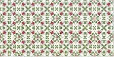 Dollhouse Miniature Vinyl Floor Tiles  34124