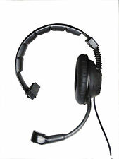 Maestro Single Ear Pro' Headset for ASL, Altair, Tecpro & Clear-com Beltpacks