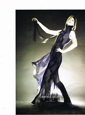 PUBLICITE ADVERTISING  2002   LAGERFELD  GALLERY  haute  couture