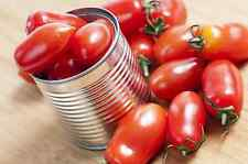 250mg ORGANIC Roma Tomato Seeds ~80 Ct Canning Production Tomatoes non-GMO USA