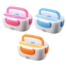 Multifunctional Electric Warmer Lunch Box-Orange