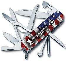 Victorinox Swiss Army Fieldmaster US Flag Wounded Warriors Project 55075.US2 NEW
