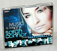 Single-CD - SARAH CONNOR feat. Naturally7 - Music is the key