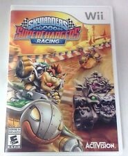 * Activision Nintendo Wii Skylanders SuperChargers Super Chargers Racing *
