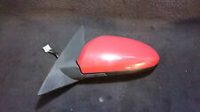 Nissan Primera P12 WING MIRROR Red NS Passenger Side Electric 2001 - 2008