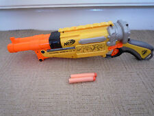 NERF N-STRIKE BARREL BREAK 1X2 SAWN OFF SHOTGUN WITH 2 BULLETS