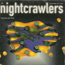 CD SINGLE 2 TITRES--THE NIGHTCRAWLERS FEAT JOHN REID--SURRENDER YOUR LOVE--1995
