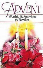 Advent Worship and Activities for Families, Huffman,Margaret Anne, Good Book