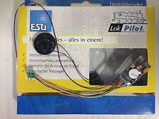 +++ ESU 54400 Loksound V4.0 32Mbit 8-MTC WUNSCHSOUND 54400