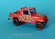 2013 Hot Wheels Loose Jeep Scrambler Red Brand New Combine Shipping