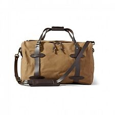 Filson Medium Duffle Bag Carry On Travel and Field No. 11070325 TAN 70325 NEW!