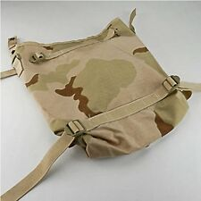RADIO UTILITY POUCH DCU DESERT CAMO US MILITARY RUCKSACK MOLLE II MAIN PACK NEW