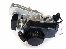 49cc Engine & gear reduction transmission for Mini ATV, pocket bike, scooter