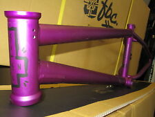 "FIT BMX 20"" bike FRAME BENNY L freestyle Fit 20.75"" TT 5.3LB $ALE +FREE SHIP new"