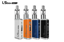 LSbox 50W TC ADVANCED 2200 mAh - 0,2 Ohm - Schwarz E- Zigarette E- Shisha