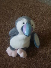 BLUE NOSE FRIENDS  4 INCH APPROX  MIDNIGHT THE OWL (350)
