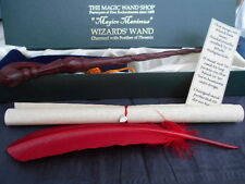 Fleur Delacour's replica wooden magic wand wizard/witch Harry Potter style