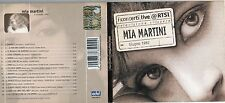MIA MARTINI CD LIVE AT RTSI GIUGNO 1982 stampa ITALIANA digipack MADE in ITALY