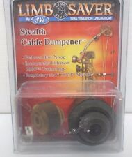 SVL Limb Saver Stealth Cable Damper  03017 Black  75N