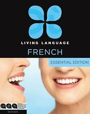 Essential: Living Language French by Living Language Staff (2010, Mixed...