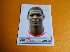N°238 ANDRE LUIZ AS NANCY LORRAINE ASNL PANINI FOOTBALL FOOT 2007 2006-2007