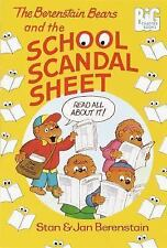 The Berenstain Bears and the School Scandal Sheet  Big Chapter books NEW 1994