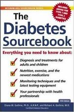 The Diabetes Sourcebook, Fifth Edition Guthrie, Diana W., Guthrie, Richard A. P