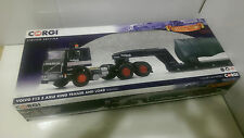 Corgi CC15501 Diecast 1/50 Volvo F12 5 axle King Trailer and Load PICKFORDS NIB